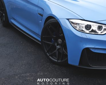 F82 BMW M4 on HRE Performance Wheels (4)