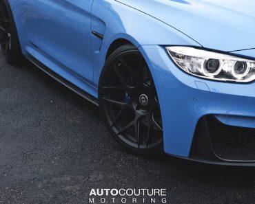 F82 BMW M4 on HRE Performance Wheels (4)