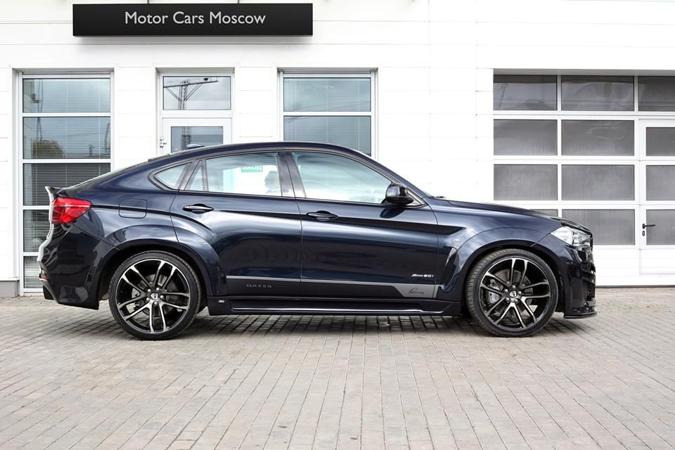 Lumma BMW X6 by TopCar (10)