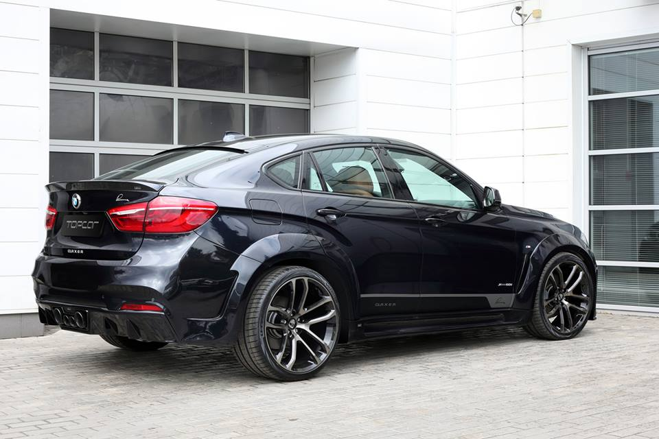 Lumma BMW X6 by TopCar (8)