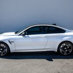 Alpine White F82 BMW M4 with M Performance Parts by EAS (3)
