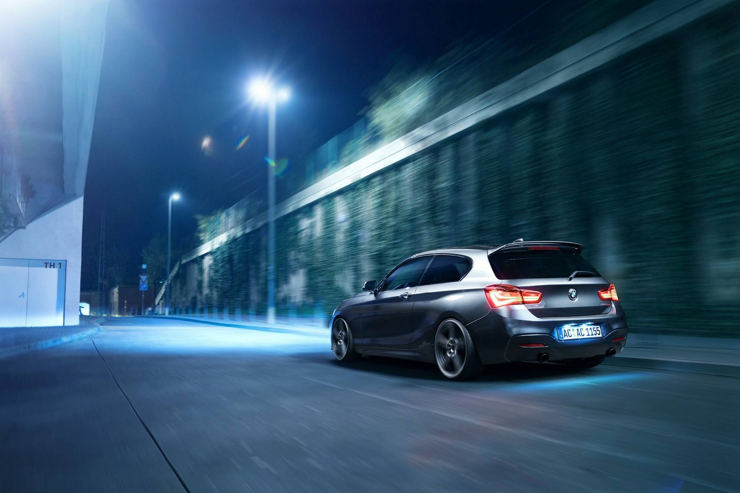 BMW 1-Series with M550d Mill by AC Schnitzer (4)