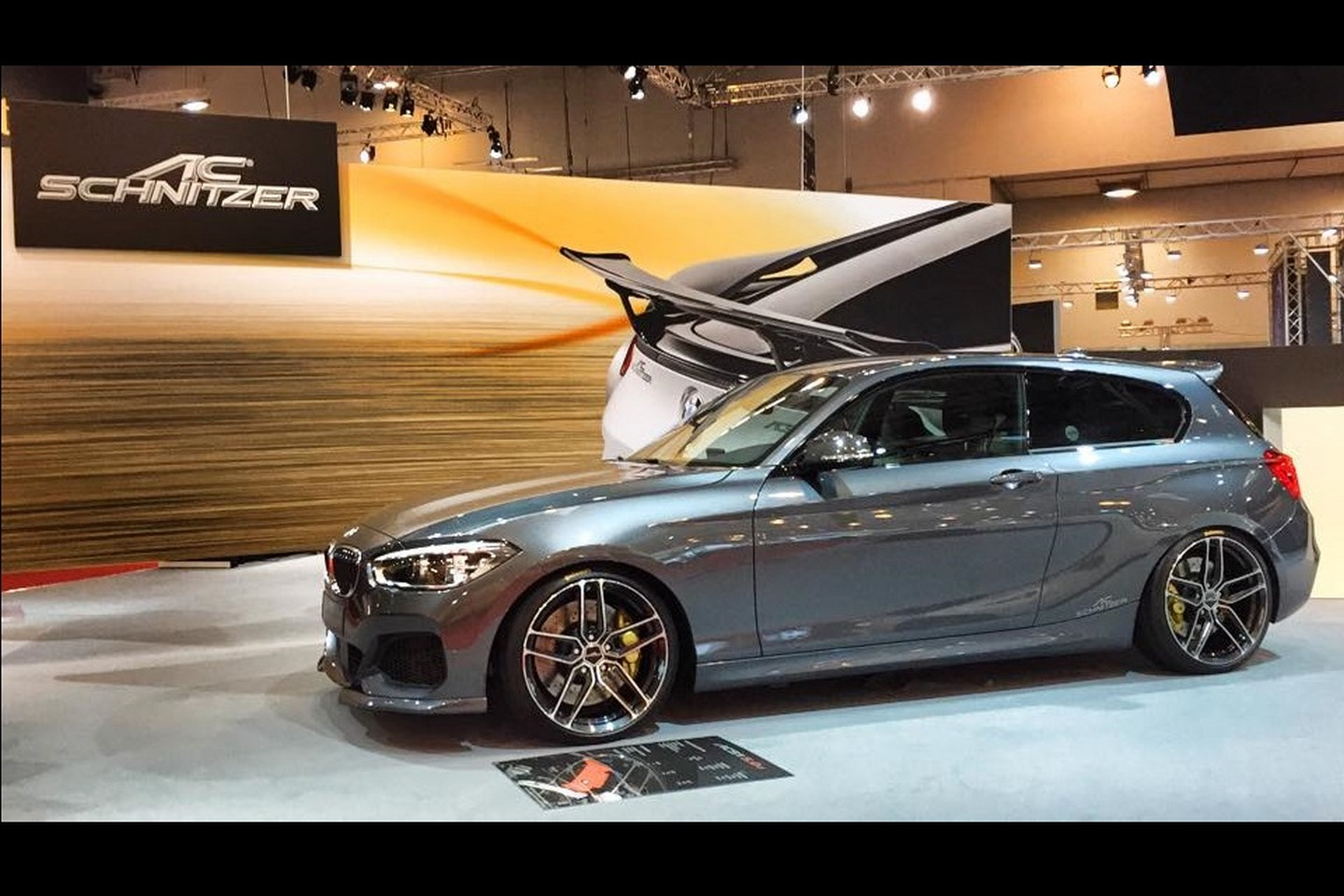 BMW 1-Series with M550d Mill by AC Schnitzer (5)