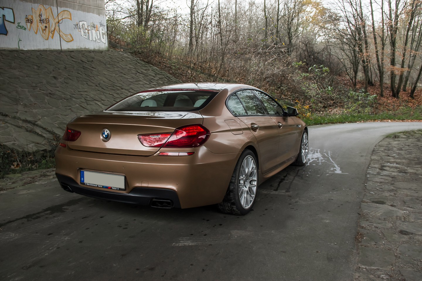 BMW 650i Gran Coupe by Noelle Motors-4