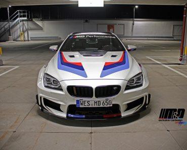 BMW 650i by Prior Design-1
