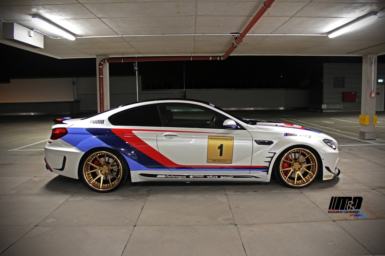 BMW 650i by Prior Design-2