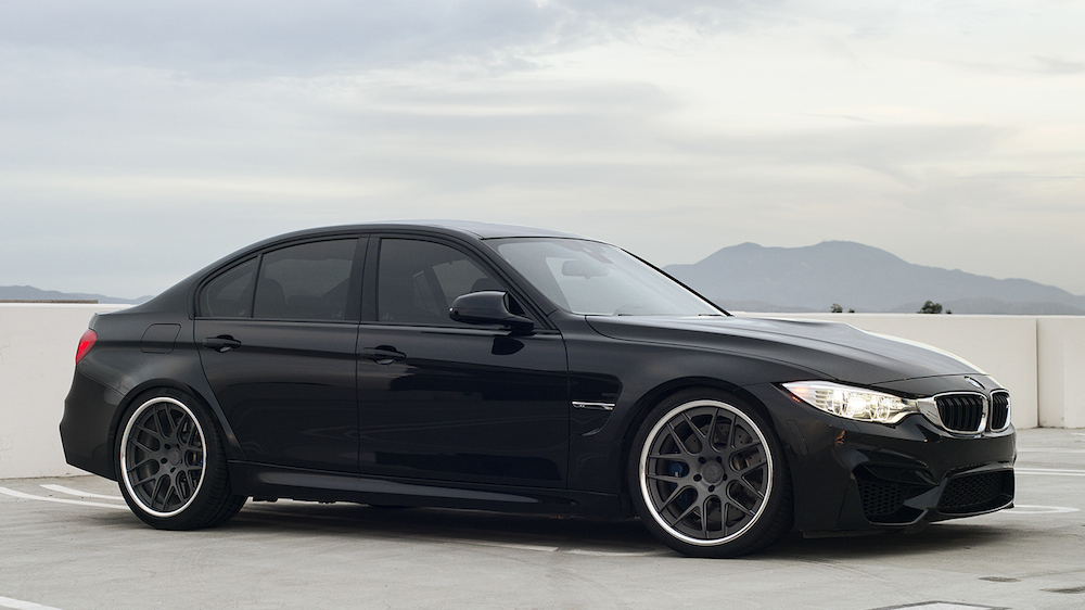 BMW M3 C1 Evo by Modulare Wheels (1)