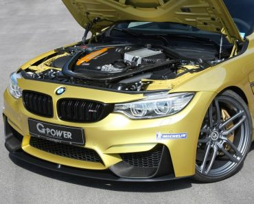 BMW M4 Coupe by G-Power-2