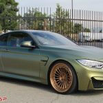 BMW M6 Gran Coupe on HRE Wheels  (1)
