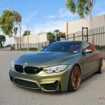BMW M6 Gran Coupe on HRE Wheels  (2)