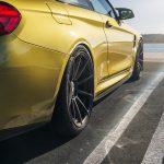 F82 BMW M4 by Vorsteiner Wheels (2)