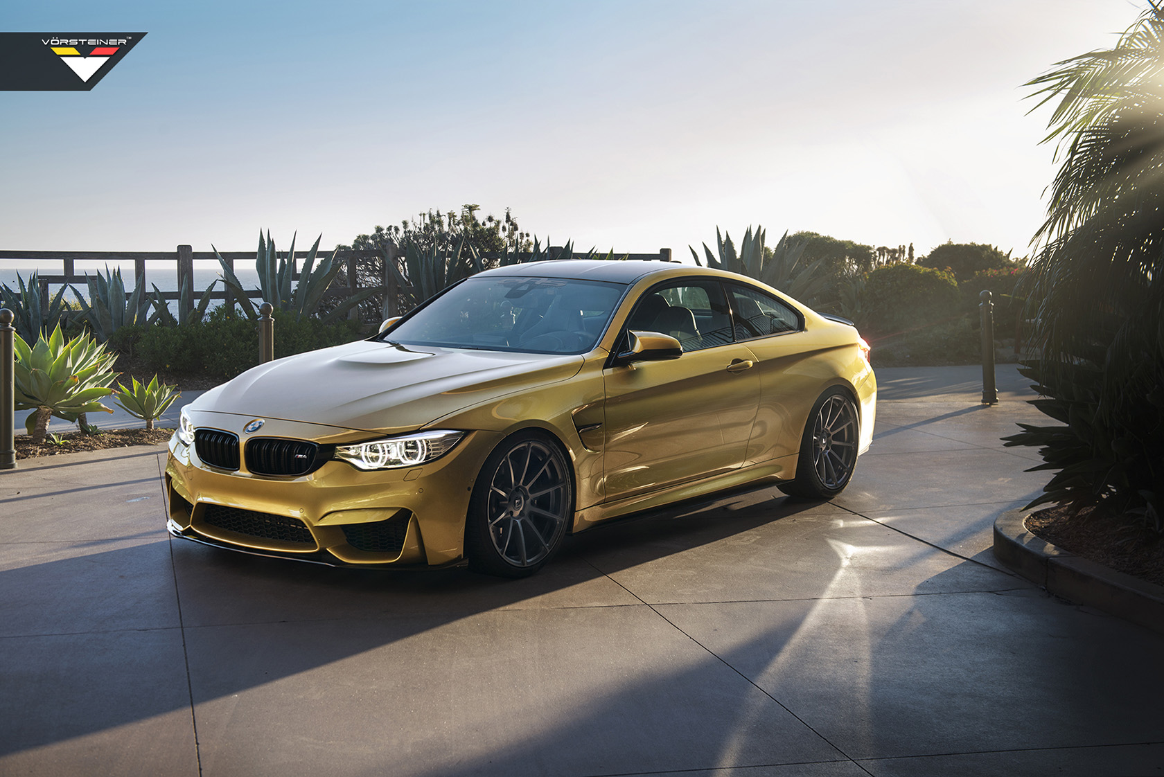 F82 BMW M4 by Vorsteiner Wheels (6)