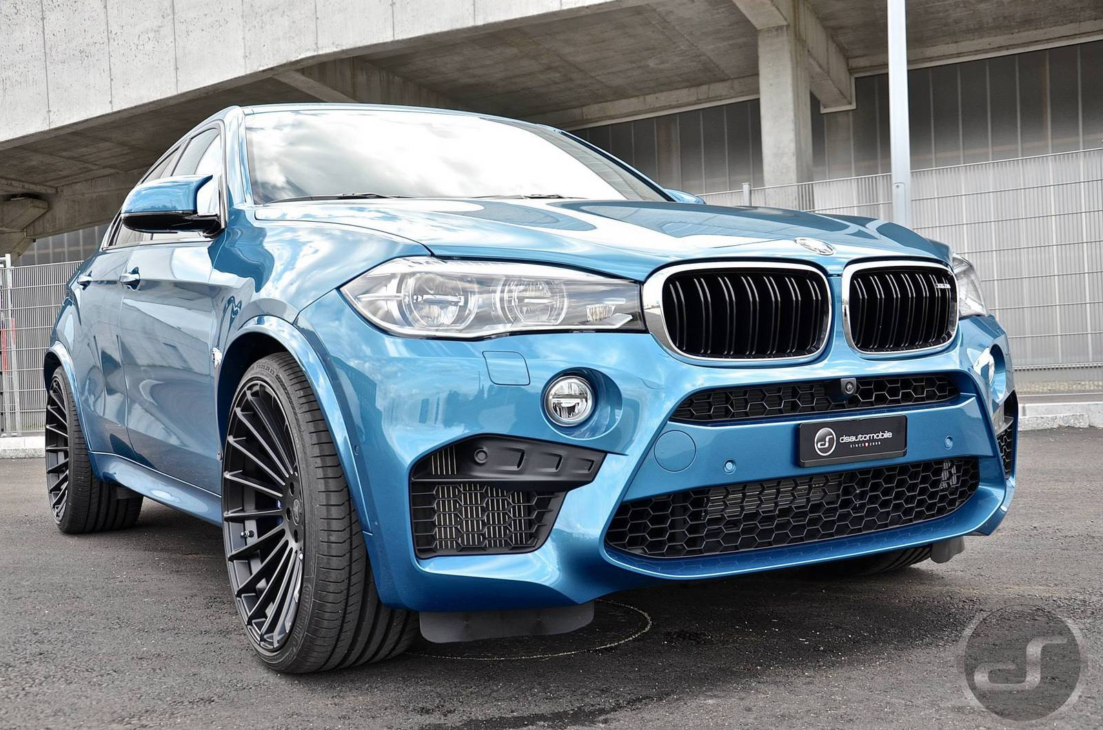Hamann BMW X6M by DS Automobile  (10)