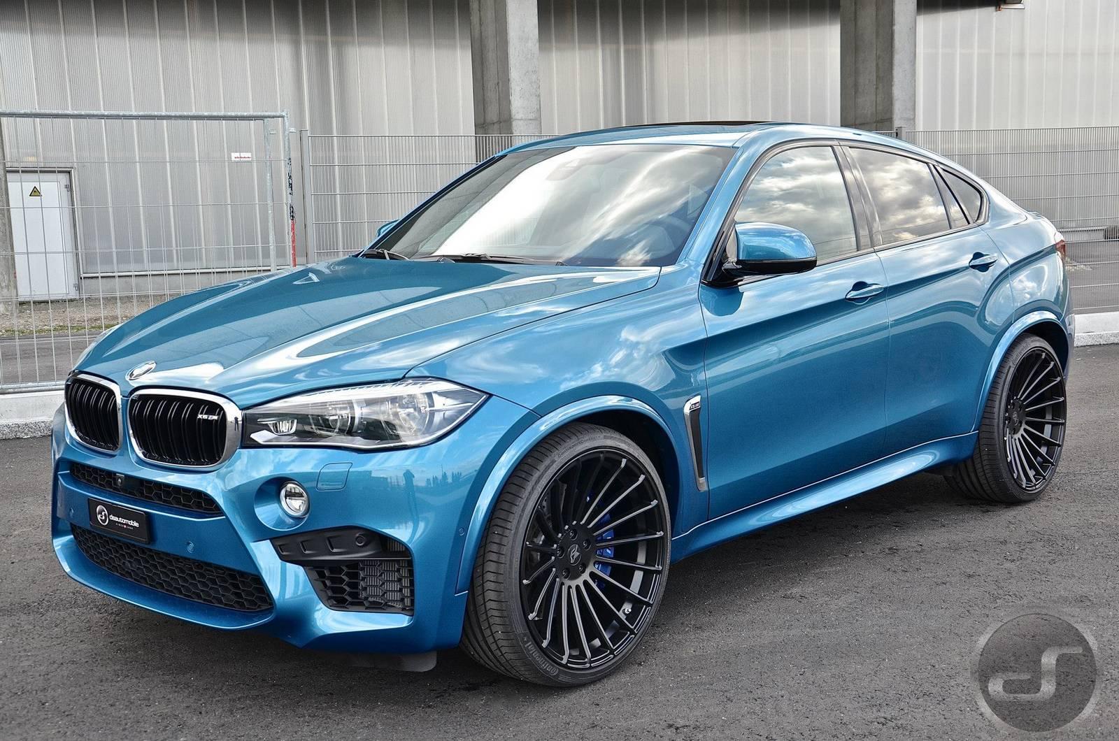 Hamann BMW X6M by DS Automobile  (2)