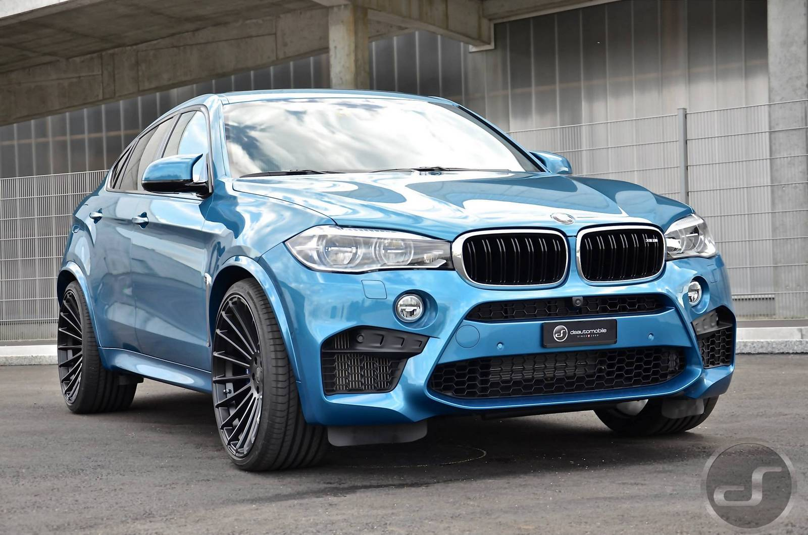 Hamann BMW X6M by DS Automobile  (5)