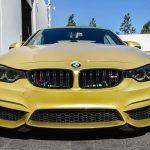 Austin Yellow BMW M4 Convertible by EAS (1)