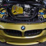 Austin Yellow BMW M4 Convertible by EAS (2)