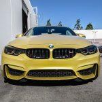 Austin Yellow BMW M4 Convertible by EAS (3)