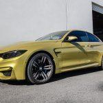 Austin Yellow BMW M4 Convertible by EAS (4)