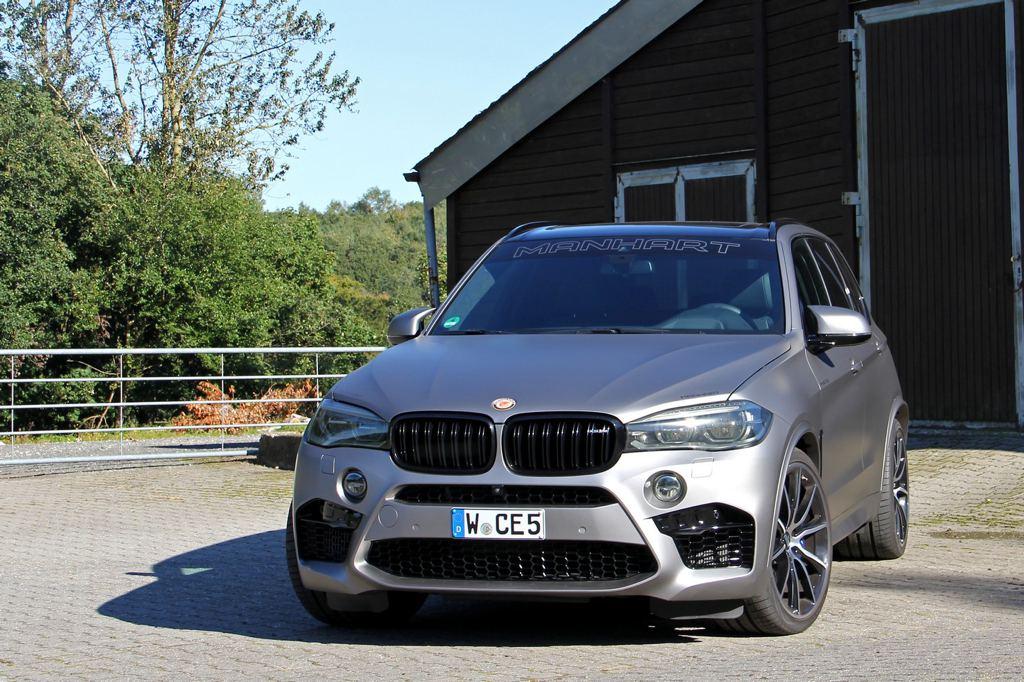 BMW X5 MHX 700 by Manhart (2)