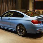 Yas Marina Blue F82 BMW M4  (14)