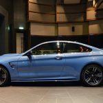 Yas Marina Blue F82 BMW M4  (15)