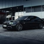 F10 BMW 5-Series M Sport Sits on Vossen Wheels (11)