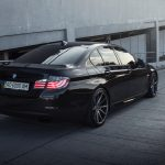 F10 BMW 5-Series M Sport Sits on Vossen Wheels (13)