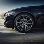 F10 BMW 5-Series M Sport Sits on Vossen Wheels (3)