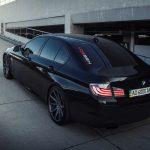 F10 BMW 5-Series M Sport Sits on Vossen Wheels (5)