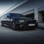 F10 BMW 5-Series M Sport Sits on Vossen Wheels (9)