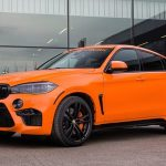 Orange Crush BMW X6 M by Pfaff  (1)