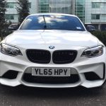 Alpine White 2016 BMW M2 Coupe with M Performance Parts  (10)