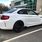 Alpine White 2016 BMW M2 Coupe with M Performance Parts  (13)