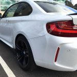 Alpine White 2016 BMW M2 Coupe with M Performance Parts  (14)