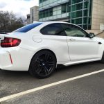 Alpine White 2016 BMW M2 Coupe with M Performance Parts  (15)