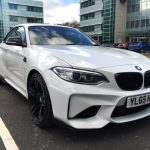 Alpine White 2016 BMW M2 Coupe with M Performance Parts  (7)