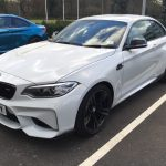 Alpine White 2016 BMW M2 Coupe with M Performance Parts  (8)