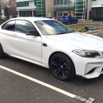 Alpine White 2016 BMW M2 Coupe with M Performance Parts  (9)