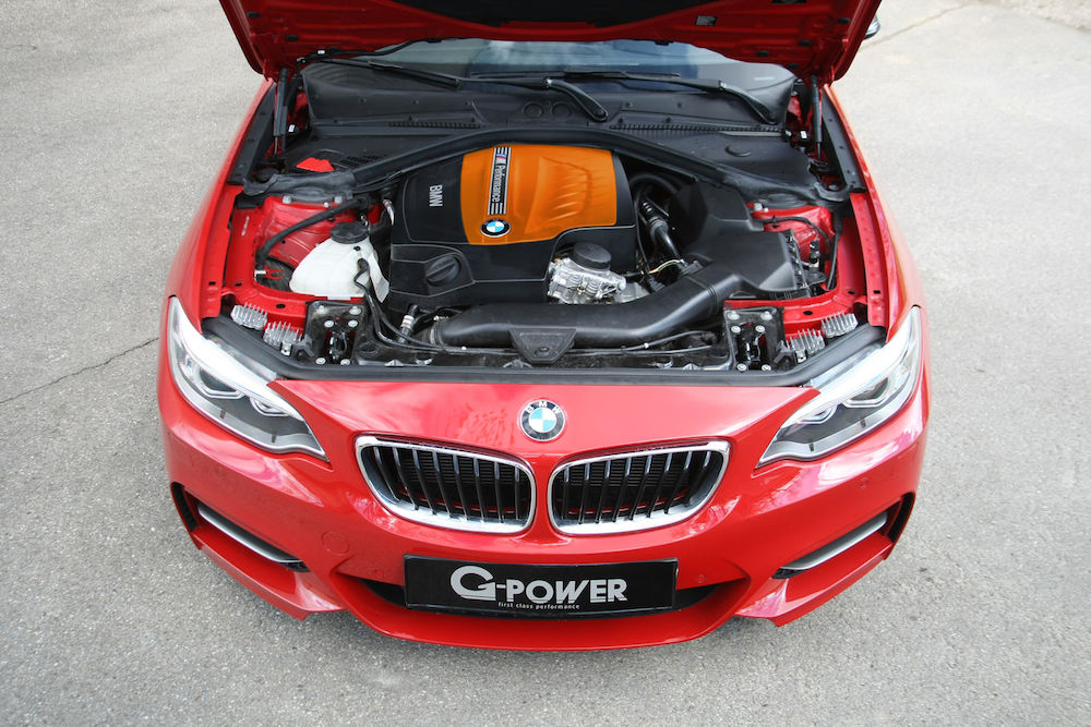 BMW M235i Power Upgrades by G-Power (2)