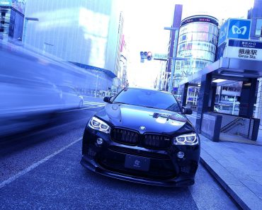BMW X6 M by 3D Design  (27)