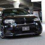 BMW X6 M by 3D Design  (7)