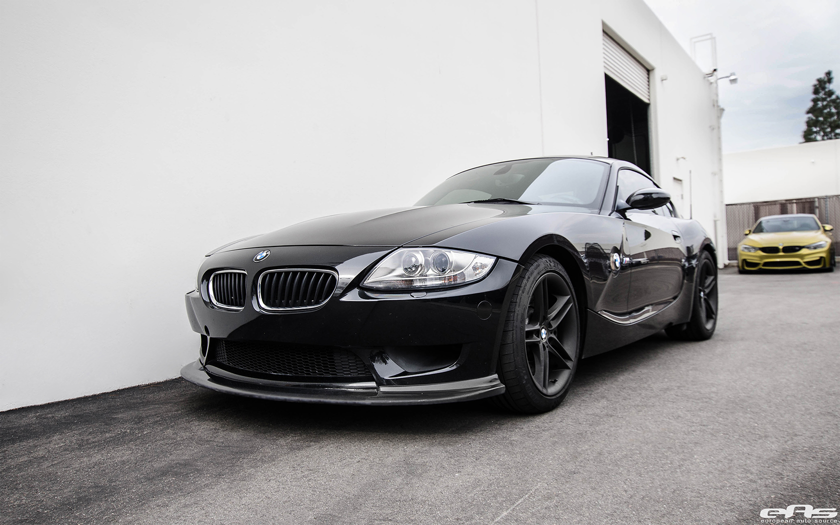 eas updates bmw z4 m roadster with the arkym carbon fiber. Black Bedroom Furniture Sets. Home Design Ideas