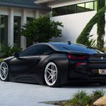 BMW i8 Bagging Treatment by Vossen Wheels (2)
