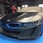 BMW i8 by German Special Customs with Carbon Fiber Aero Kit (4)