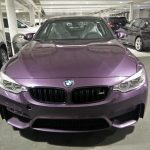 Daytona Violet F82 BMW M4  (1)