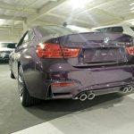 Daytona Violet F82 BMW M4  (3)