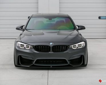 "F80 BMW M3 ""Grigio Telesto"" by Supreme Power (9)"