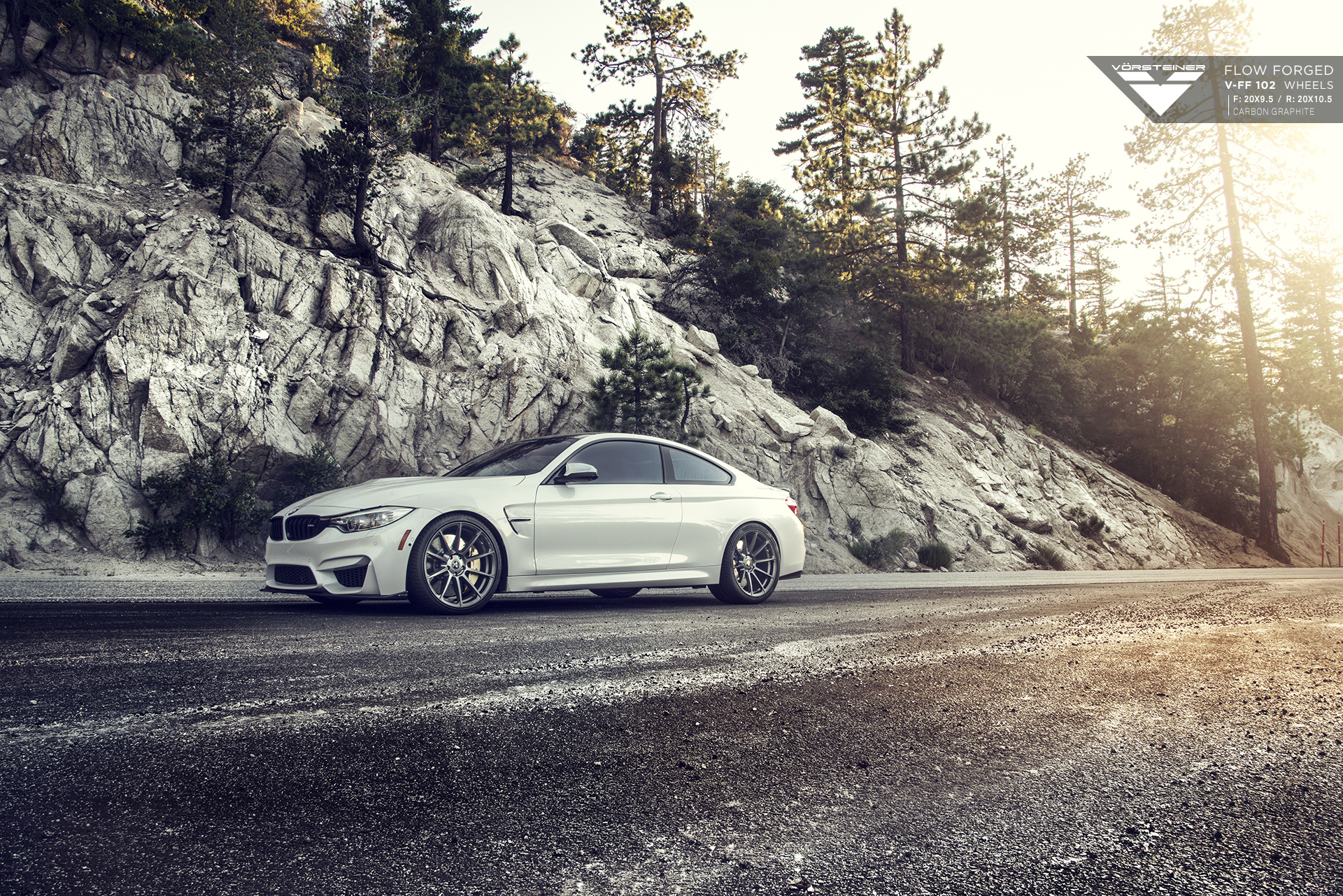 F82 BMW M4 with Vorsteiner Kit (3)