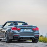 BMW M4 Convertible on Vossen Wheels (1)